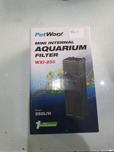 Petworx Internal Filter WXI 250