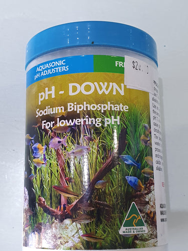Aquasonic ph Down 250g