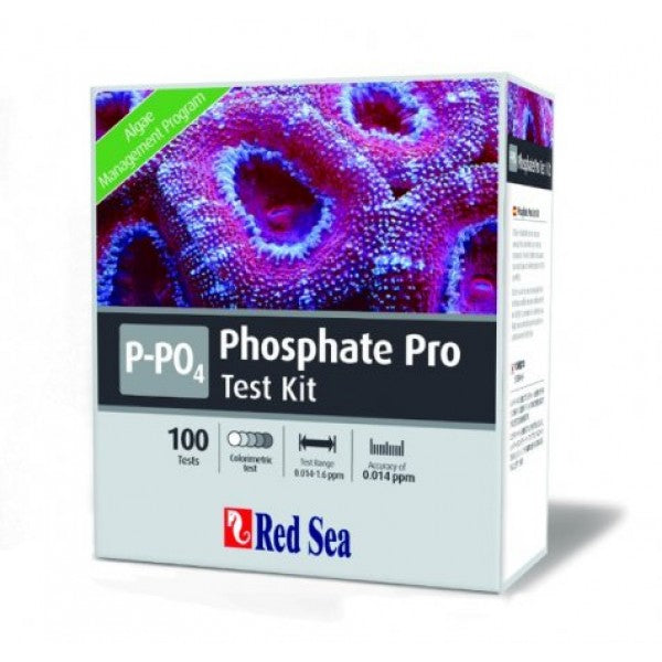 Red Sea Phosphate Pro Test Kit