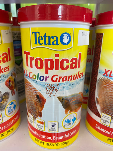 Tetra XL Colour Granules