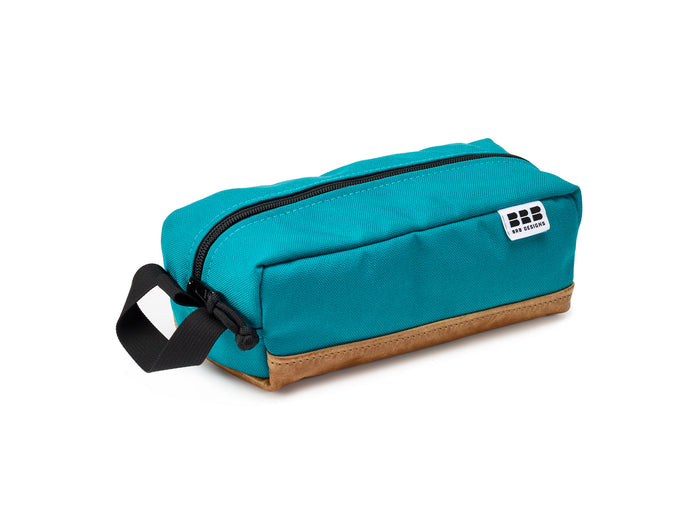 Dopp Kit - Peacock