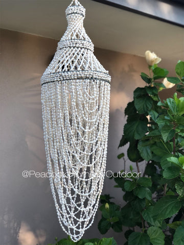 Emmy Shell Chandelier