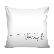 Pillow Cover - Thankful