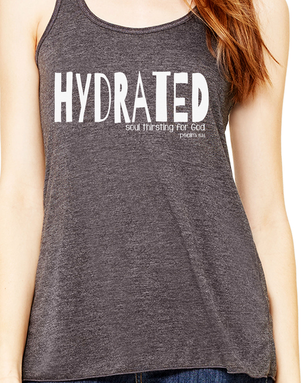 Hydrated (Women's Flowy Tank)