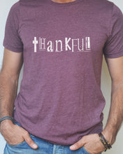 Thankful (Unisex t-shirt) in 7 colors