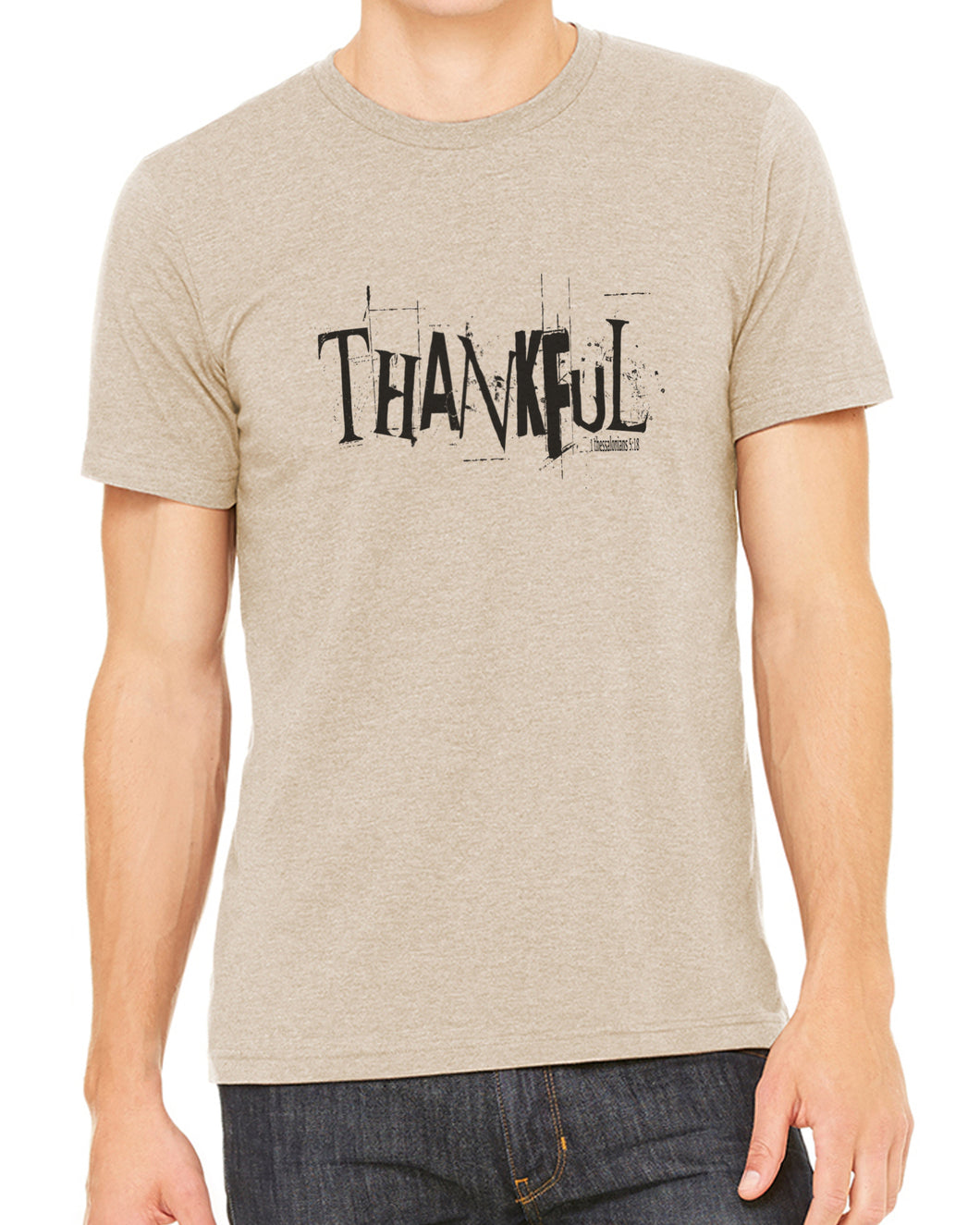Thankful (Unisex T-shirt) in 5 colors