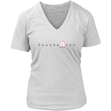 Foundation (V-neck T-shirt)