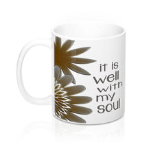 Mug (11/15oz) It is Well with my Soul