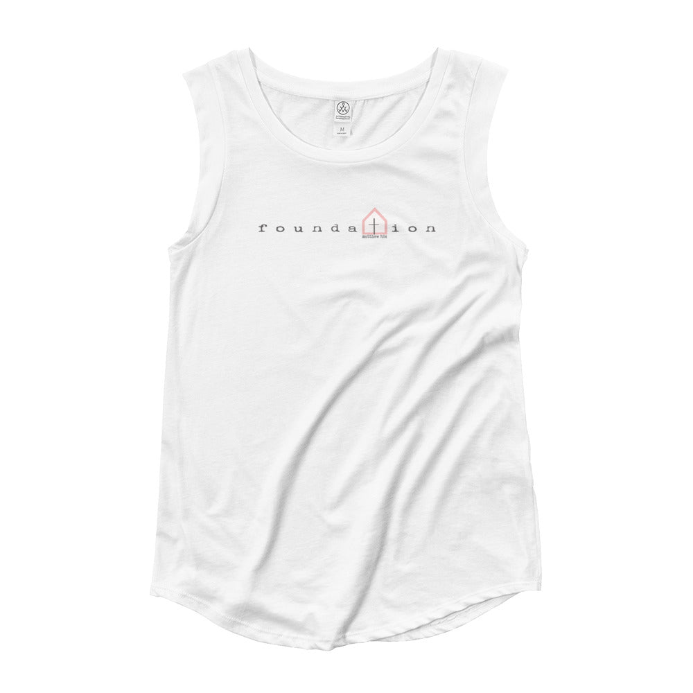 Foundation (Cap Sleeve T-Shirt)