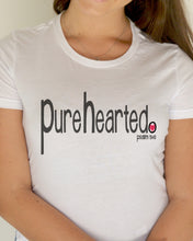Pure Hearted (Women's Fitted Tee)