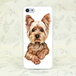 Yorkshire terrier Hard Cover for iPhone
