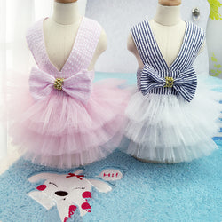 Doggy Princess Summer Dresses
