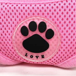 LOVE PAW Adjustable Breathable Dog Harness