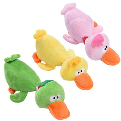 Squeaking Duck Chewing Toy