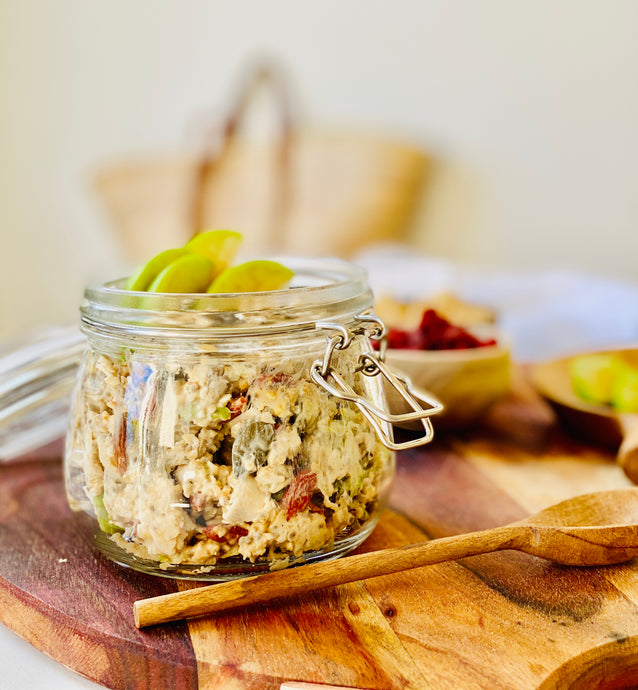 Beauty Protein Bircher Muesli