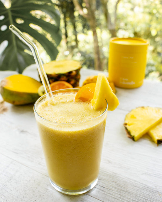 Tropical Mimosa Smoothie