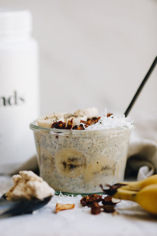 Vanilla & Coconut Chia Pudding