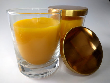 Pure Beeswax Scented Candles