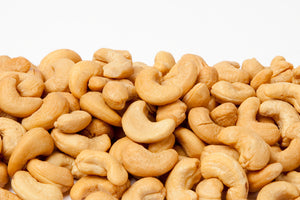 Large Cashews Roasted with a Pinch of Salt
