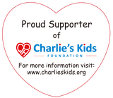 Proud Supporter of Charlie's Kids Foundation