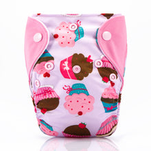 Superdry reusable baby diapers AIO for newborn (3KG to 6KG weight)