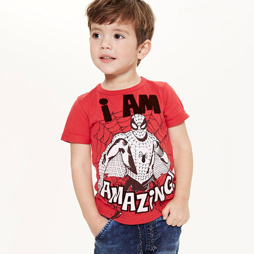 i am Amazing! Super Cotton Kids Boys t shirts