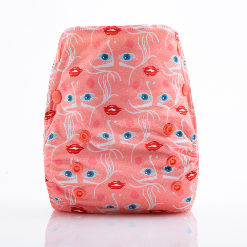 JinoBaby Bamboo Aio Cloth Diaper - Moms beside You