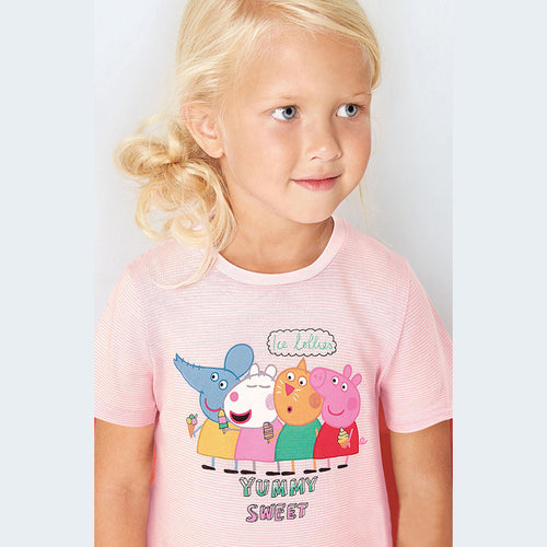 Yummy Sweet! Summer Tops Girl tshirt Kids Baby Girl Clothes