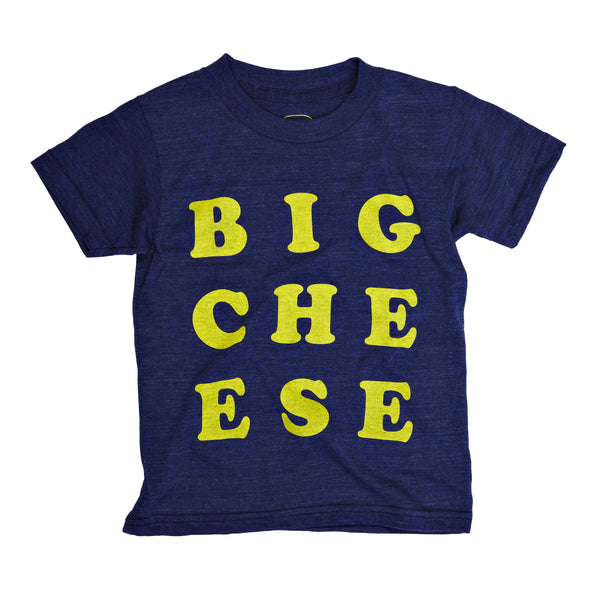 Kids Big Cheese Tee