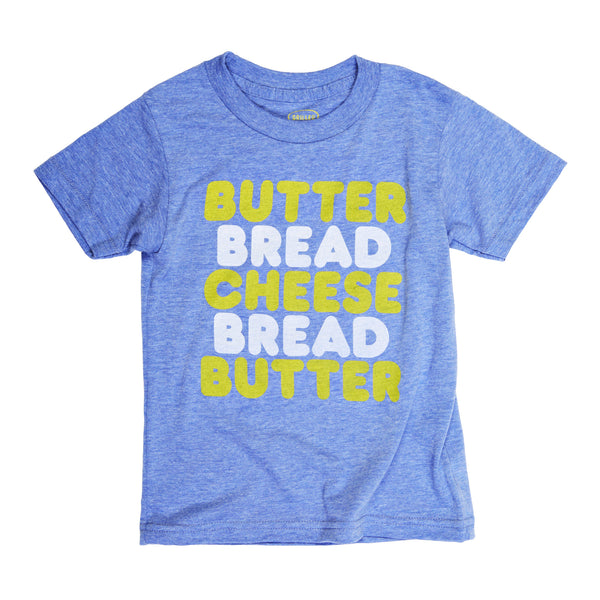 Butter Bread Cheese Tee