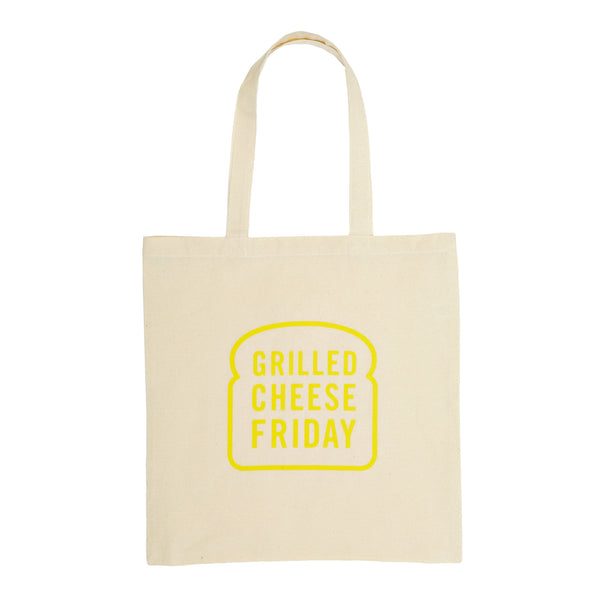 Grilled Cheese Friday Tote
