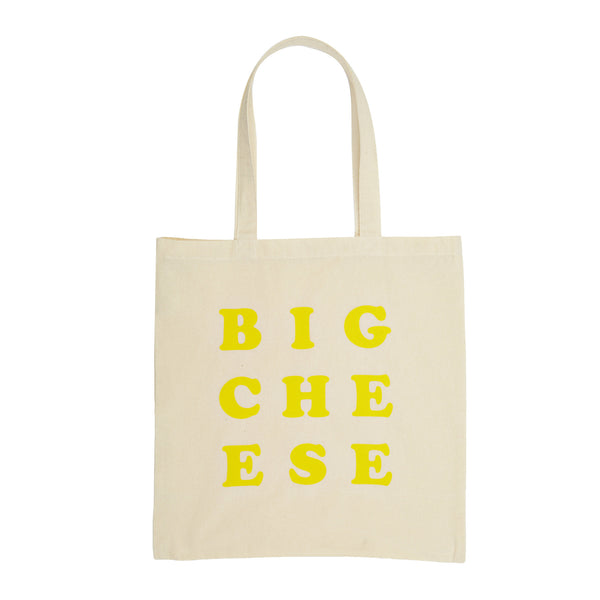 Big Cheese Tote