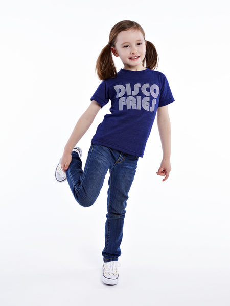 Kids Disco Fries Tee
