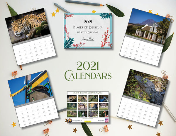 Eugene Brill Fine Art Photography Calendars