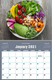 January 2021 Kitchen Hobby Calendar