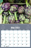 May 2021 Kitchen Hobby Healthy Calendar