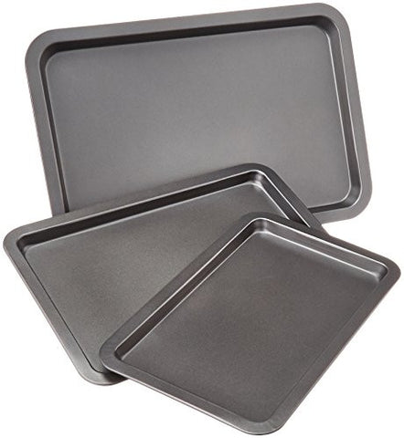 Basics 3-Piece Baking Sheet Set
