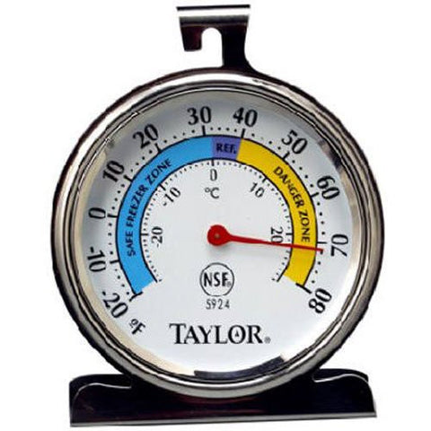 Taylor Precision Products  Thermometer (Freezer/Refrigerator)
