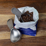 Coletti COL105 Coffee Scoop, 1 Tablespoon & 2 Tablespoon Set