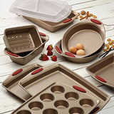 Rachael Ray 10-Piece Cucina Nonstick Bakeware Set