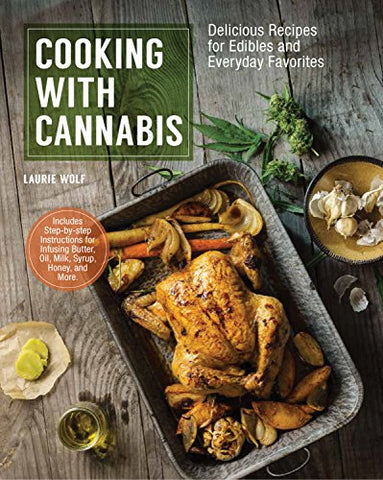 Cooking with Cannabis - Medibles