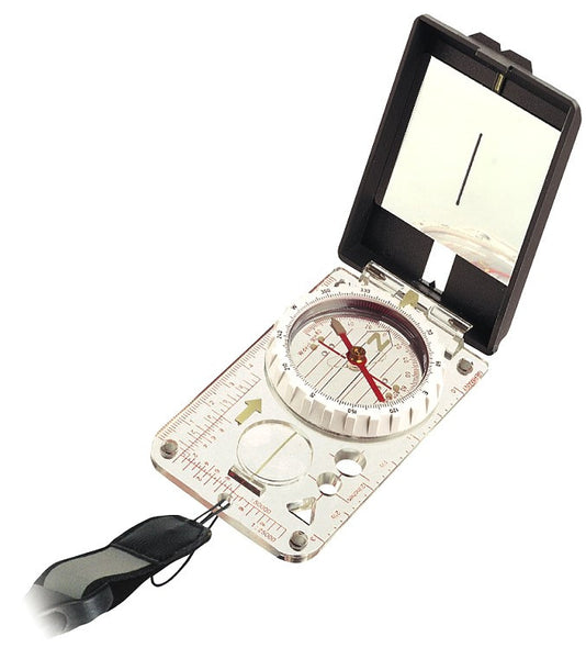 K&R Sherpa BW2 Mirror Sighting Compass