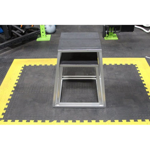 "Plyo Box Set of 4 - 12"", 18"", 24"", 30"""