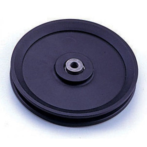 "Pulley - 6"" x 1"" x 3/8"" Steel Bore"
