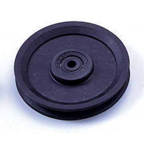 "Pulley - 5"" x 3/4"" x 3/8"" Steel Bore"