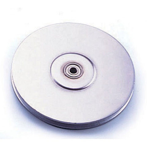 "Universal Machine Steel Pulley - 5 1/2"" x 5/8"" x 5/16"" Bore"