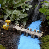 mini garden bridges