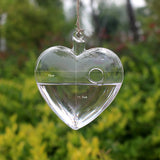 Tranquil Moments Hanging Heart Vase