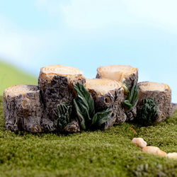 Fairy Garden Tree Stump
