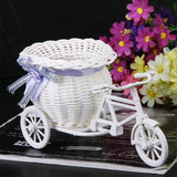 Handmade Tricycle Flower Basket